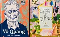 Ra mắt 5 tập sách của nhà văn Võ Quảng: Người dành trọn tâm huyết cho thiếu nhi