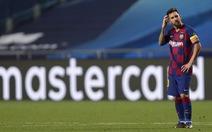 Messi - Barca: Tình đầu có dễ vỡ?