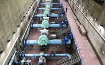 Cấp nước TP.HCM giảm thất thoát nước vượt chỉ tiêu