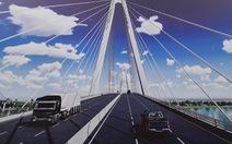 Triển khai thi công cầu Mỹ Thuận 2 phía bờ Vĩnh Long