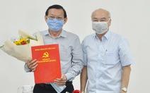Ông Nguyễn Tấn Phong giữ chức phó chủ tịch Hội Nhà báo TP.HCM