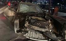 Nồng độ cồn của tài xế Lexus tông chết nữ công an tại Hải Phòng ở mức cao nhất