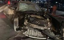 Khởi tố người lái Lexus gây tai nạn liên hoàn, tông chết cán bộ công an