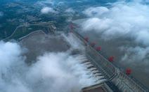 Nước đổ về đập Tam Hiệp Trung Quốc lớn nhất 'lịch sử', mở 10 cửa xả lũ