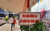 Tăng tốc truy vết các trường hợp đi từ Đà Nẵng về