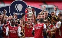 Thắng ngược Chelsea, Arsenal vô địch Cúp FA 2020
