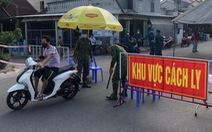 Quảng Nam cho học sinh Hội An, Duy Xuyên thi hai ngày cuối tuần 'chạy dịch'