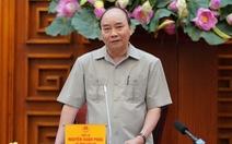 Thủ tướng yêu cầu không để thí sinh đến điểm thi muộn do ùn tắc giao thông