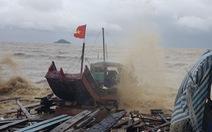 Bão số 2 thành áp thấp nhiệt đới đi vào Thanh Hóa, cảnh giác lũ quét, lũ ống