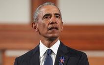 Ông Obama chê ông Trump 'không biết làm tổng thống'