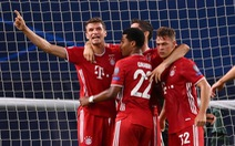 Thắng đậm Lyon, Bayern Munich vào chung kết Champions League