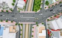 Hơn 400 tỉ đồng mở rộng gấp đôi cầu Hang Ngoài để giải quyết kẹt xe