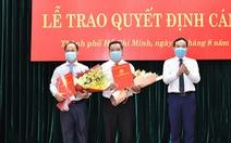 Ông Lê Đức Thanh được bầu giữ chức chủ tịch UBND quận 2