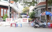 Phong tỏa 17 nhà ở quận Tân Phú vì có người tái dương tính COVID-19