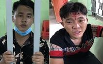 Trinh sát bị trộm đâm thủng đùi phải giấu con: 'ba đi công tác'