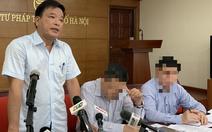 Bắt tạm giam tổng giám đốc Công ty Thoát nước Hà Nội