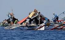 Philippines phản đối Trung Quốc tịch thu thiết bị đánh cá của ngư dân