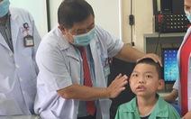 Phẫu thuật thành công u sợi mạch vòm mũi họng 'chưa bao giờ thấy' cho bé trai 13 tuổi