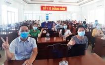 Bác sĩ TP.HCM: Chúng tôi vui vì đã 'chia lửa' cùng Quảng Nam chống dịch COVID-19