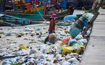 Nghiên cứu tăng thuế đối với nilông, rác thải nhựa