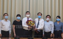 Chủ tịch UBND huyện Bình Chánh Trần Phú Lữ làm phó giám đốc ITPC