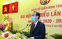 Lãnh đạo TP.HCM yêu cầu quận Bình Tân không để phát sinh tội phạm có tổ chức trên địa bàn