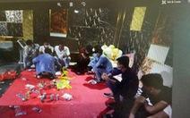 Giữa mùa dịch, 14 thanh niên thuê quán karaoke ăn nhậu và cùng dương tính với ma túy