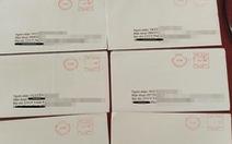 Nhiều học sinh nhận được thư nặc danh 'nói xấu' trường đại học