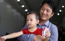 Bố bé trai bị bắt cóc: 'Tìm thấy con, cả gia tài không thể đo đếm được'