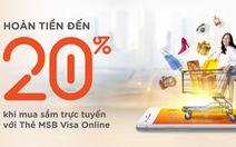 Đa dạng hóa trải nghiệm tiêu dùng với thẻ tín dụng
