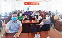 Nhật ký phóng viên: Những ngày Quảng Nam nhớ mãi