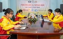 Thua liểng xiểng, tuyển cờ vua Việt Nam chia tay Olympiad online