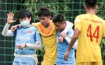 3 cầu thủ U22 Việt Nam chấn thương, sớm chia tay đợt tập trung