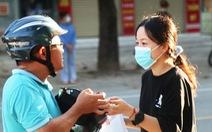 Một thí sinh Nghệ An vô Đà Nẵng thi tốt nghiệp THPT