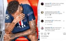 Đá dở nhưng Neymar vẫn tuyên bố: 'Tôi đã chiến đấu tốt'