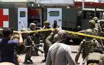 Đánh bom kép ở Philippines, ít nhất 10 người chết