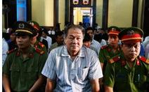 Đang ở tù, Hà Văn Thắm gửi gì đến phiên tòa Hứa Thị Phấn?