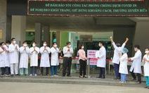 16h chiều 25-8, gỡ phong tỏa Bệnh viện Đà Nẵng sau gần 1 tháng cách ly