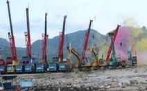 Ninh Thuận động thổ cảng biển tổng hợp Cà Ná