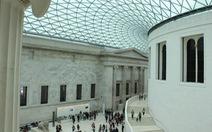 Hiện vật tại Bảo tàng Anh hư hại vì thiếu 'hơi thở của du khách'