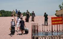 Hơn 400 người từ Đà Nẵng về Hà Nội hết cách ly, đều âm tính với SARS-CoV-2