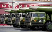 Trung Quốc phóng hai tên lửa ra Biển Đông để 'cảnh báo Mỹ'?