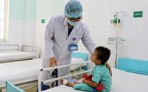 2 bệnh nhi vỡ gan tại Đồng Nai do ngã từ xe máy và xe ba gác đè bụng