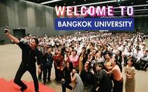 Lý do nhiều sinh viên Việt Nam lựa chọn du học tại Đại Học Bangkok?