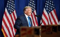Ông Trump nghi ngờ đối thủ Biden dùng ma túy để tăng cường sức khỏe