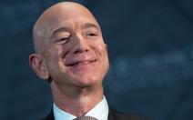 Nhà sáng lập Amazon thành người giàu nhất thế giới với tài sản cá nhân 200 tỉ USD