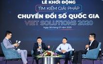 Gần 70% hồ sơ dự thi Viet Solutions là các giải pháp hướng đến chuyển đổi kinh tế số