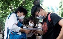 Bộ GD-ĐT lý giải việc lùi thời gian điều chỉnh nguyện vọng đăng ký xét tuyển đại học