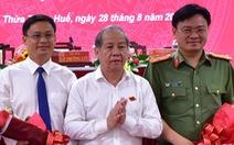 Bí thư Huyện ủy huyện Phong Điền làm phó chủ tịch tỉnh Thừa Thiên Huế