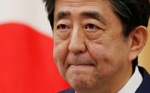 Trong mùa dịch, Thủ tướng Abe đã làm việc 5 tháng liên tục